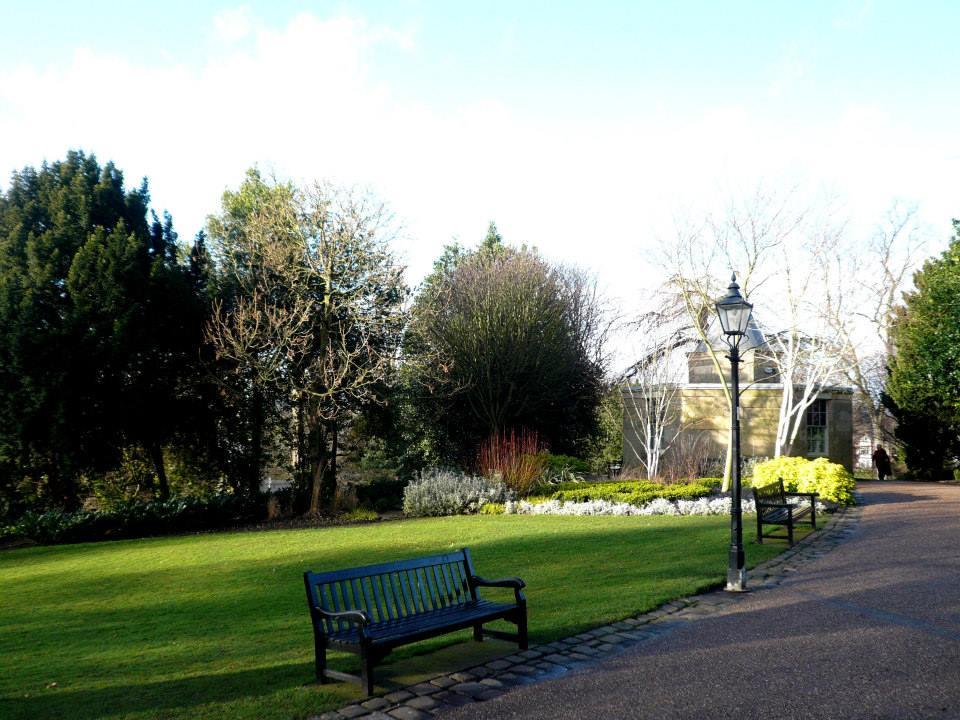The York Museum Gardens