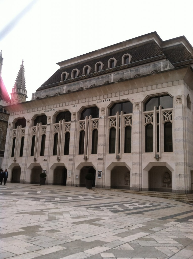 The Guildhall Art Gallery