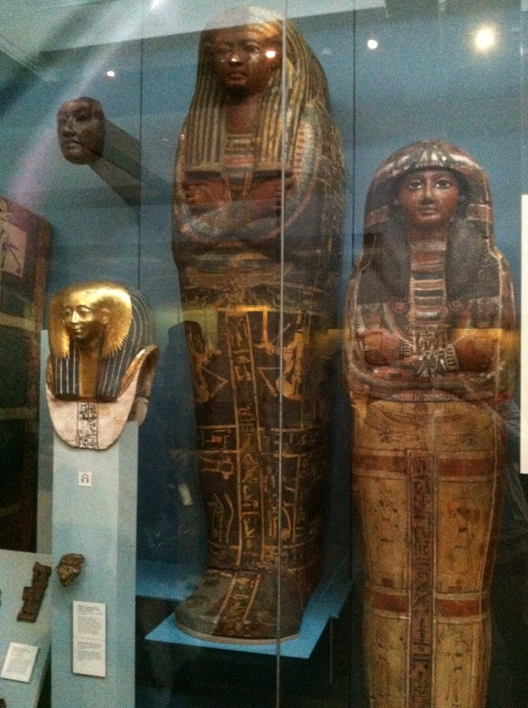Egyptian Mummy Tombs